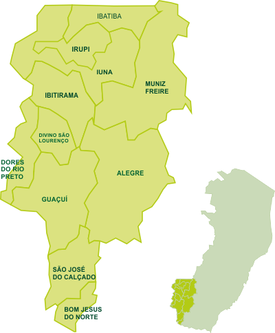 Região do Caparaó